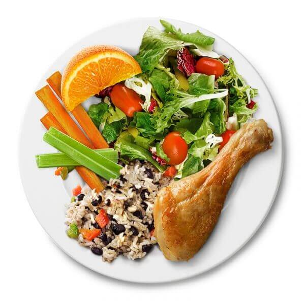 Mexican Chicken and Rice Salad 1